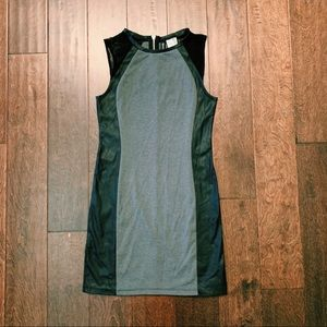 H&M Grey and black dress